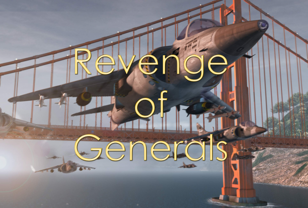 Revenge of Generals Final Version