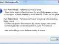 Robin Hood - Performance Fix