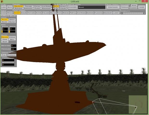 Endor Space Antenne