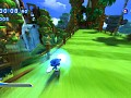 Sonic Generations - Endless Boost