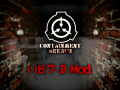 SCP Containment Breach 087-B Mod