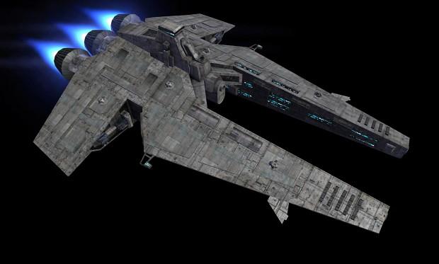 Imperial Customs Frigate