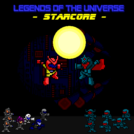 Legends of the Universe   Starcore DEMO [NEW]