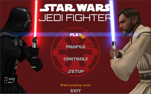 JEDI FIGHTER beta 2