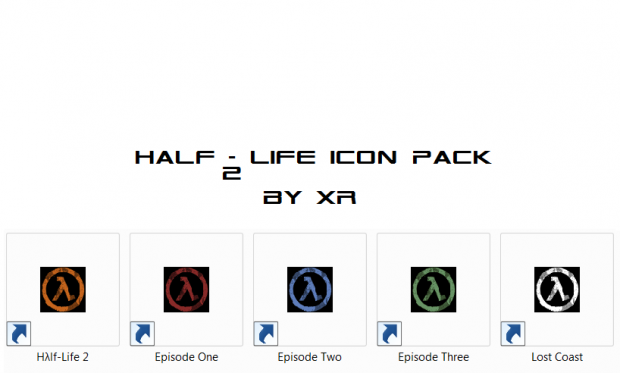 Half life 2 episode 1 icon download / White collar season 6