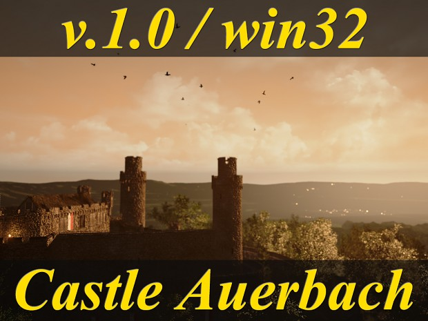 Auerbacher Schloss - Win 32-Bit Download