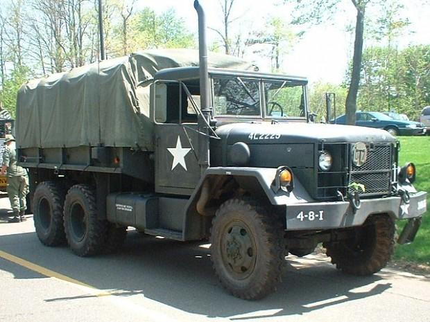 M35 Truck Mod