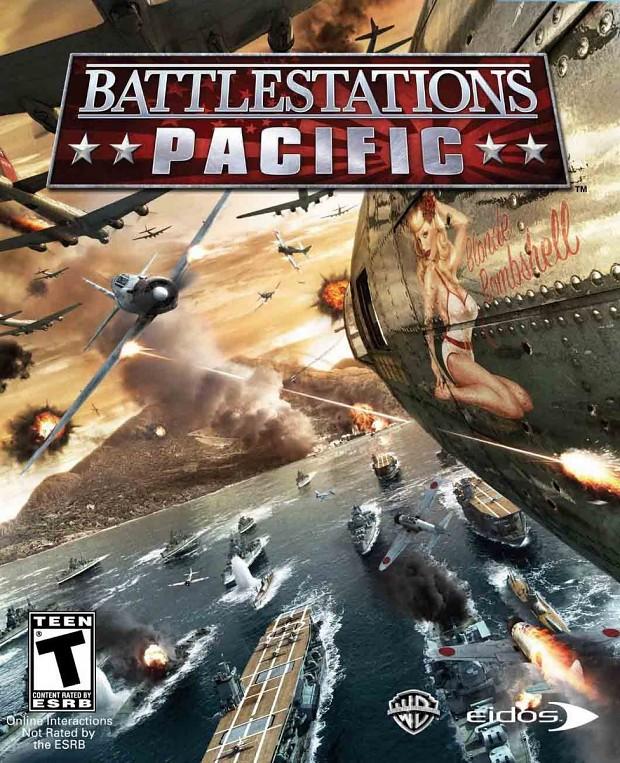 Battlestations Pacific Updates