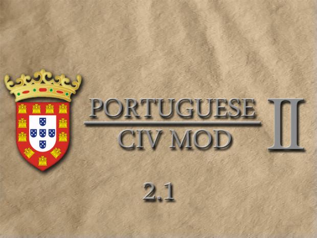 Portuguese Civ Mod II - v 2.1