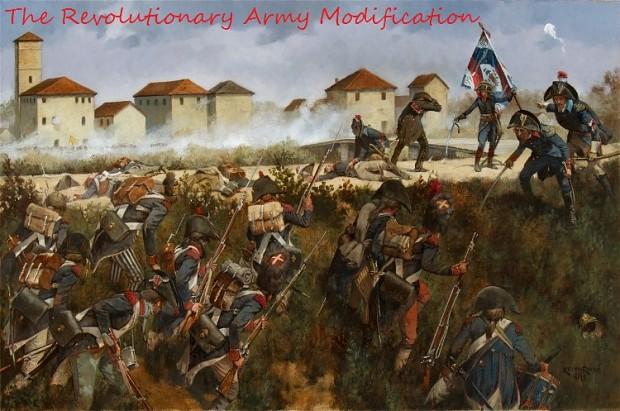The Revolutionary Army Modification