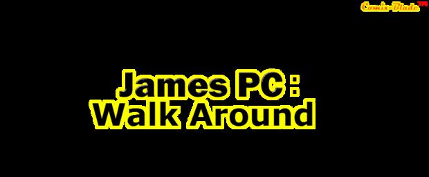 James PC run around