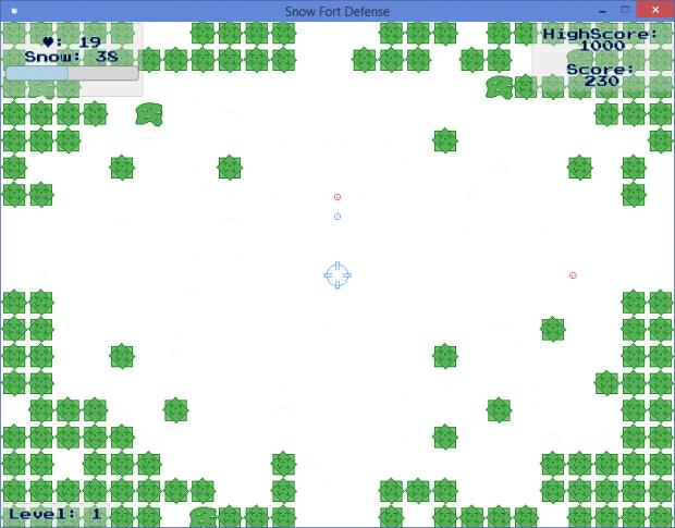 Snow Fort Defense 1.1.0 - Windows
