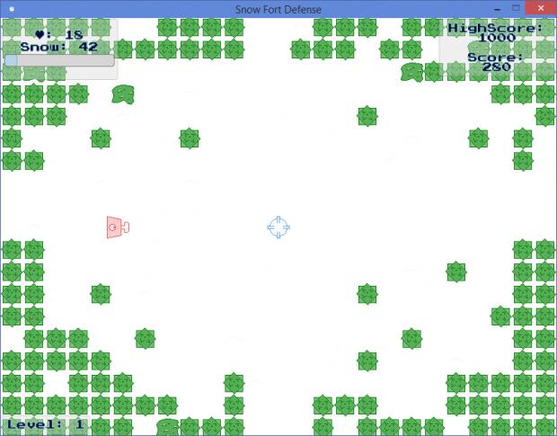 Snow Fort Defense 1.1.0 - Mac