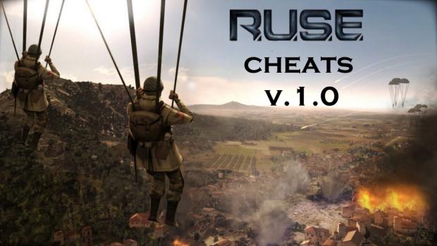 Ruse cheat mod v1.0