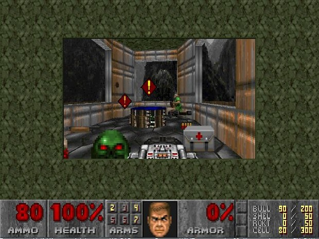 Custom Doom v1.1