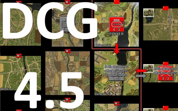 Realism 4.5 for DCG 4.5 for Men of War Only