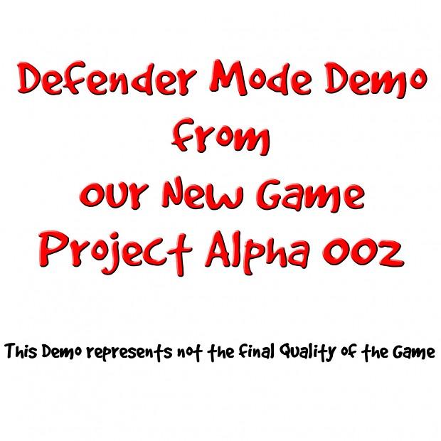 Defender mode demo