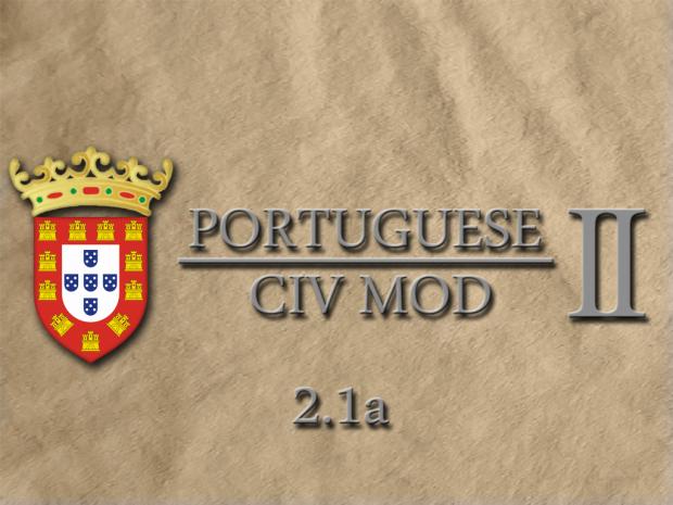 Portuguese Civ Mod II - v 2.1a