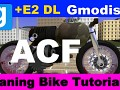 Gmod Bike Expression2: Bike lean and steering