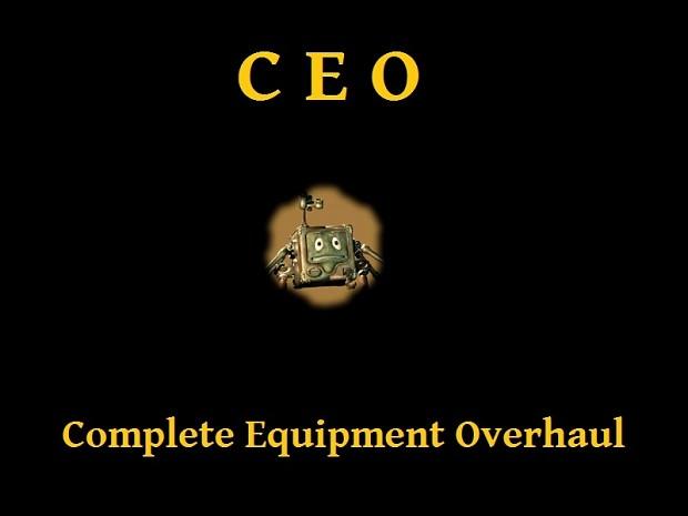 CEO - Complete Equipment Overhaul