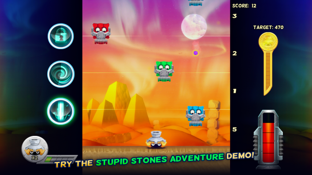 Stupid Stones Adventure - demo 0.2.0