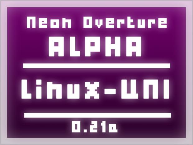 Neon Overture - Alpha 0.21a - Linux Universal