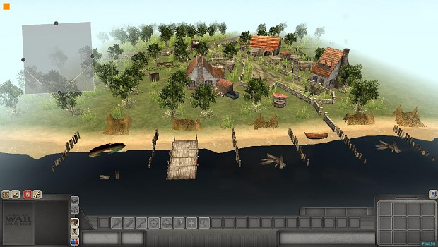 Little farm map