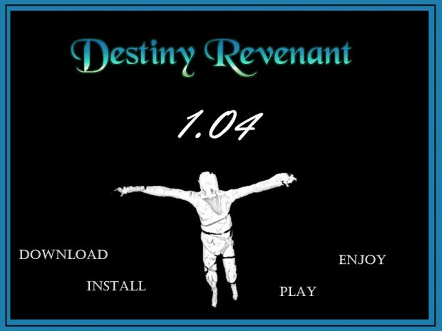 Destiny Revenant 1.04