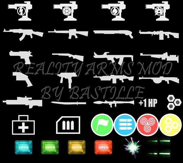 Reality Arms MOD