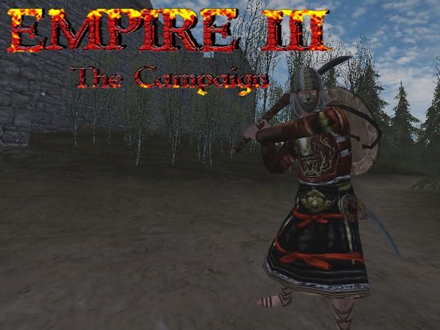 Empire III Ver 1.6 patch