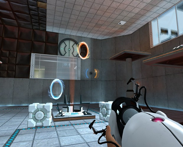 Portal E3 2007 Beta Texturepack