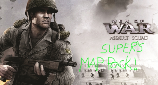 Super's Map Pack