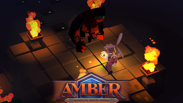 Amber - A Quest in Torch Valley - Development Demo