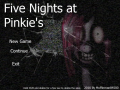 Five nights at Pinkie's (a FNaF fan game)