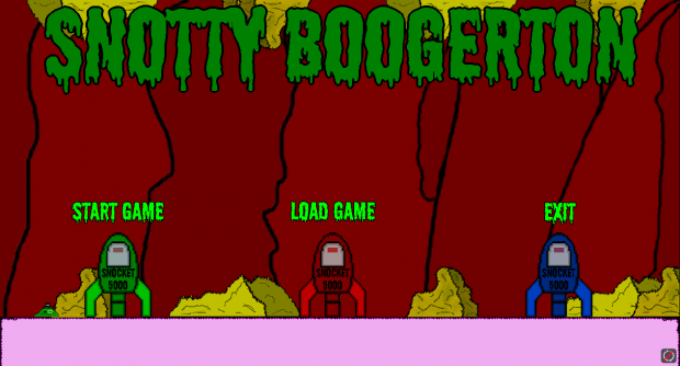 Snotty Boogerton Demo