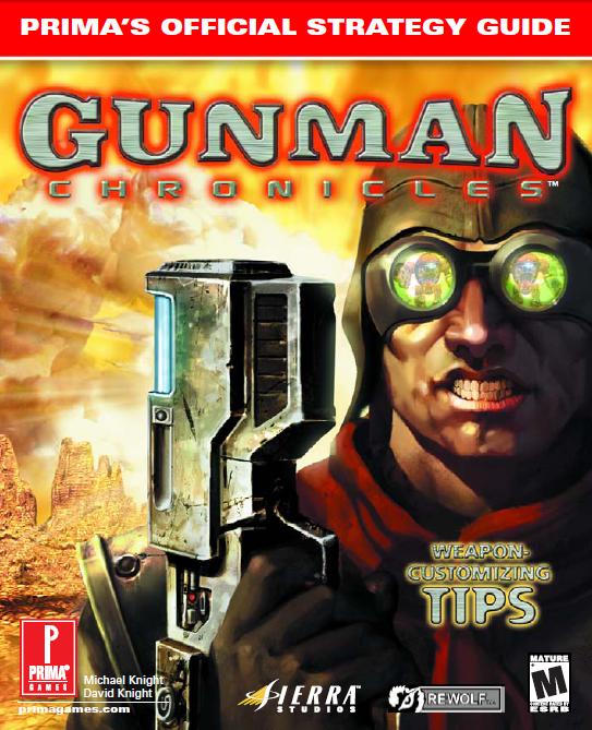 Gunman Chronicles Strategy Guide