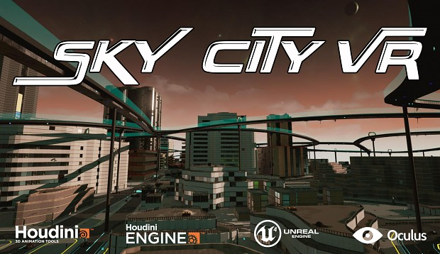 Sky City VR (Oculus Version)