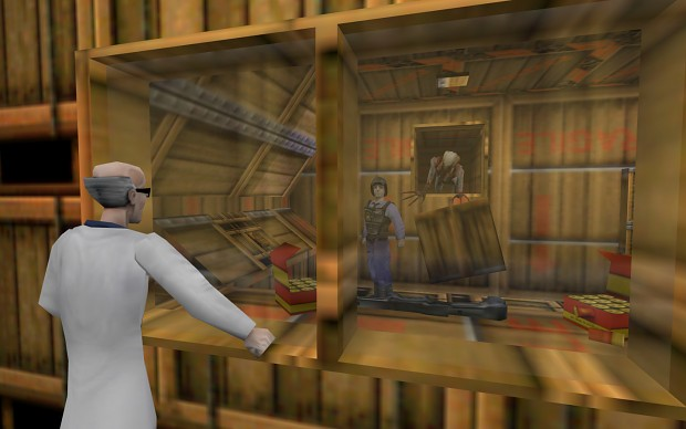 Half-Life: Crate Edition