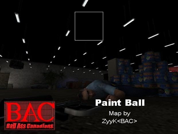 BAC Paint Ball