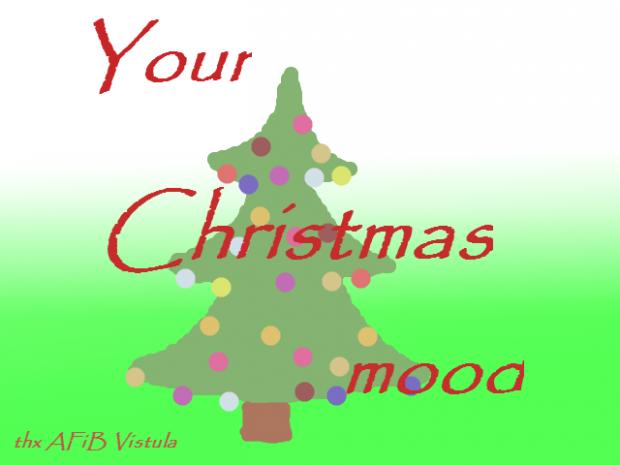 Your Christmas mood