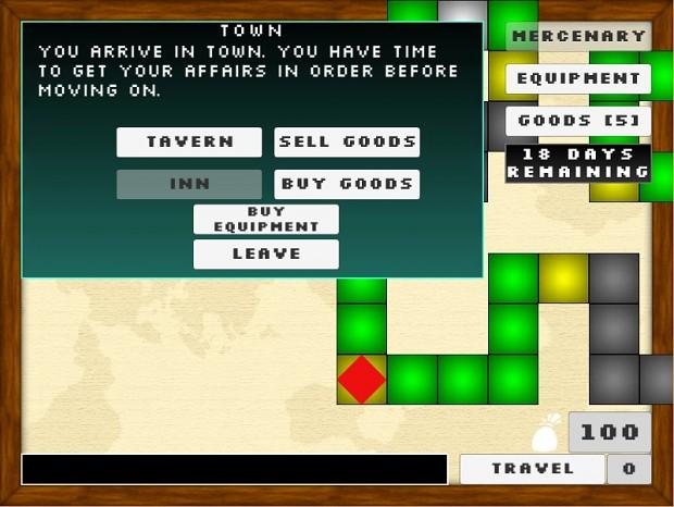Travelling Trader - Playtest r2