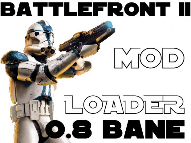 Battlefront II Mod Loader 0.8.00 -OUTDATED-