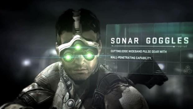 charlies new sonar