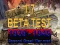 1939-1945 SGW mod 1.7 Beta Test