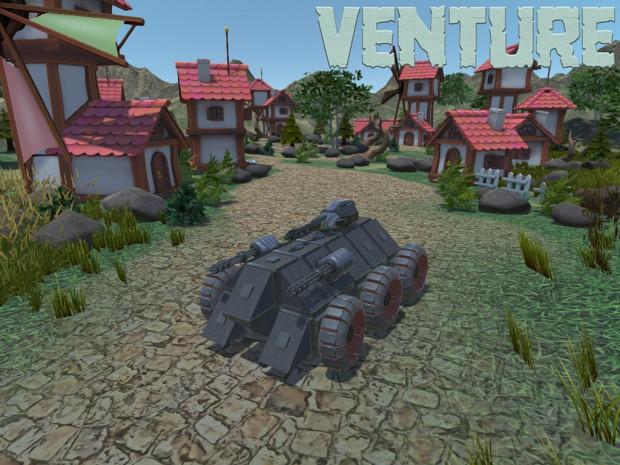 Venture Alpha Demo V0.12