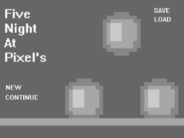 Five Night At Pixel's 1.0
