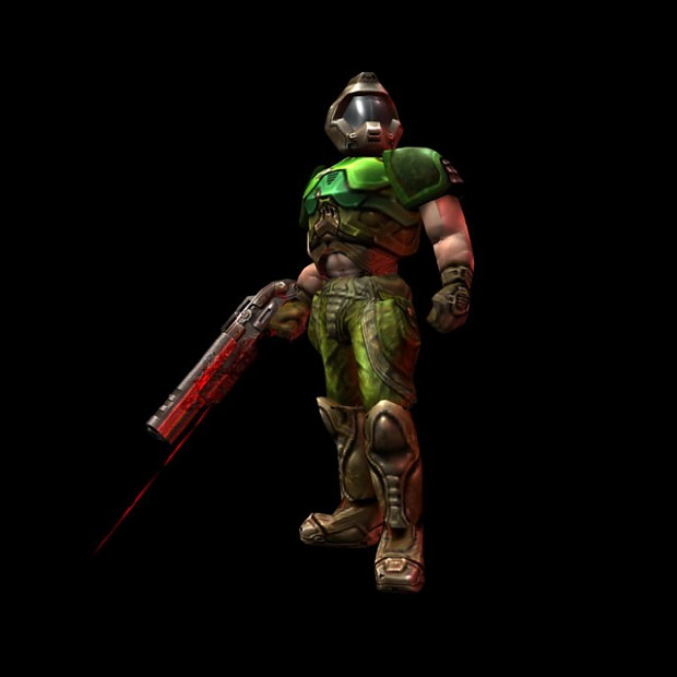 Quake 3 Arena Doomguy Sounds For Project Brutality