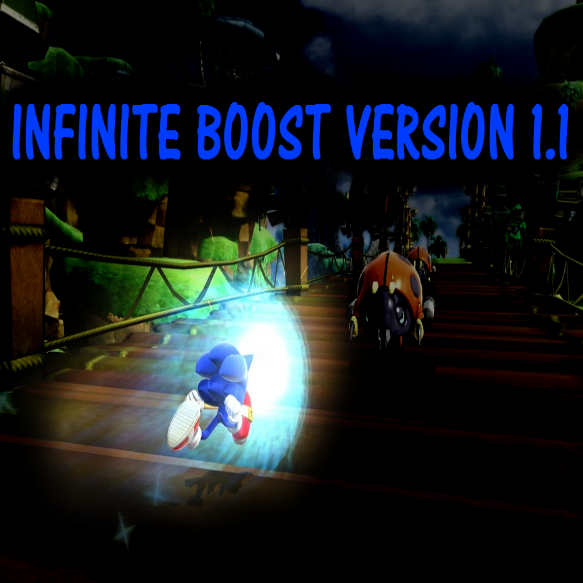 Sonic Generations - Endless Boost (Fixed Version)