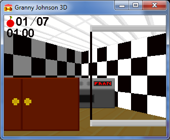 Granny Johnson 3-D