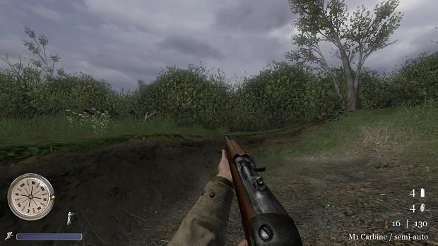 M1A1 Carbine model
